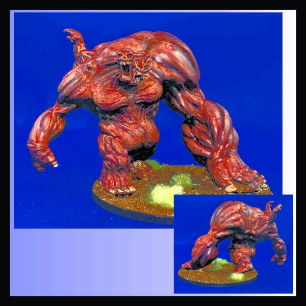 Flesh Golum