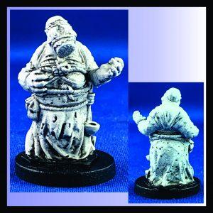 Plague Sister Esrada