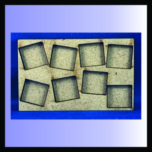 15mm movement trays