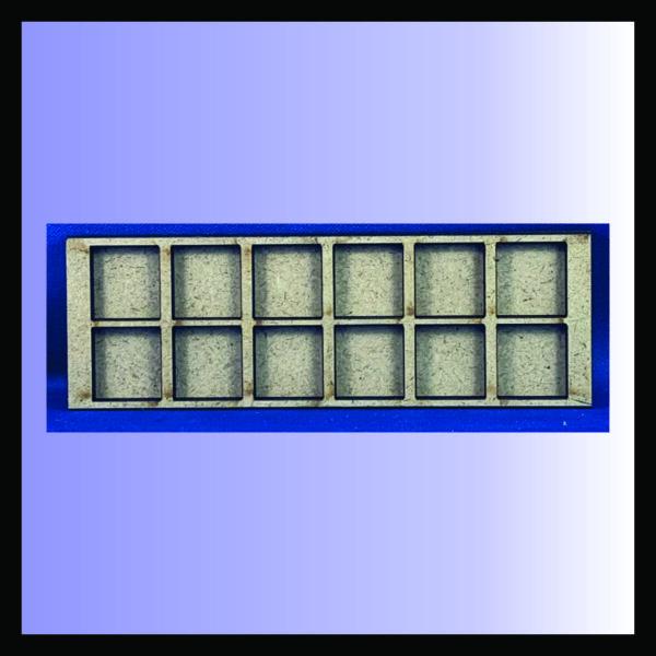 15mm movement tray