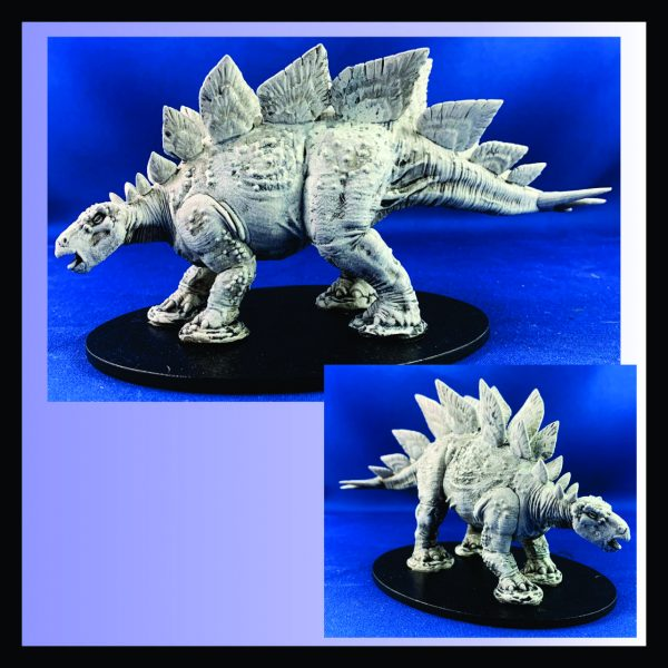 Stegasaurus pose 2