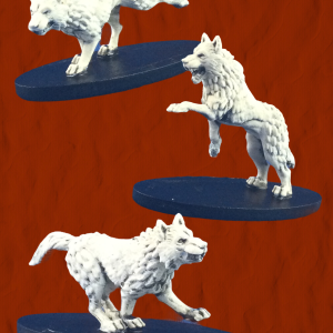 Wolf 3-pack