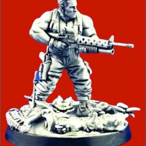 Colonial Arnie Worcesternegger