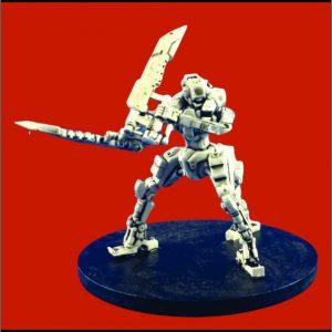 Battle Droid Destroyer Unit