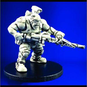 Ugok Colonial Gunner B